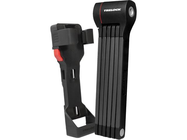 Trelock FS 480 COPS X-PRESS Folding Lock black